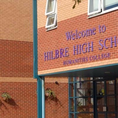 Hilbre High School Uniform