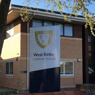 West Kirby Grammar School Uniform